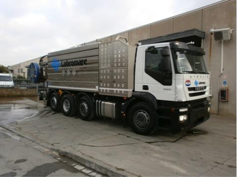 Spurgo 32 ton